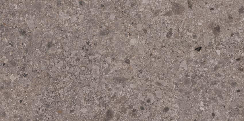 Płytka ścienno-podłogowa 59,8x119,8 cm Paradyż Granddust Umbra Poler