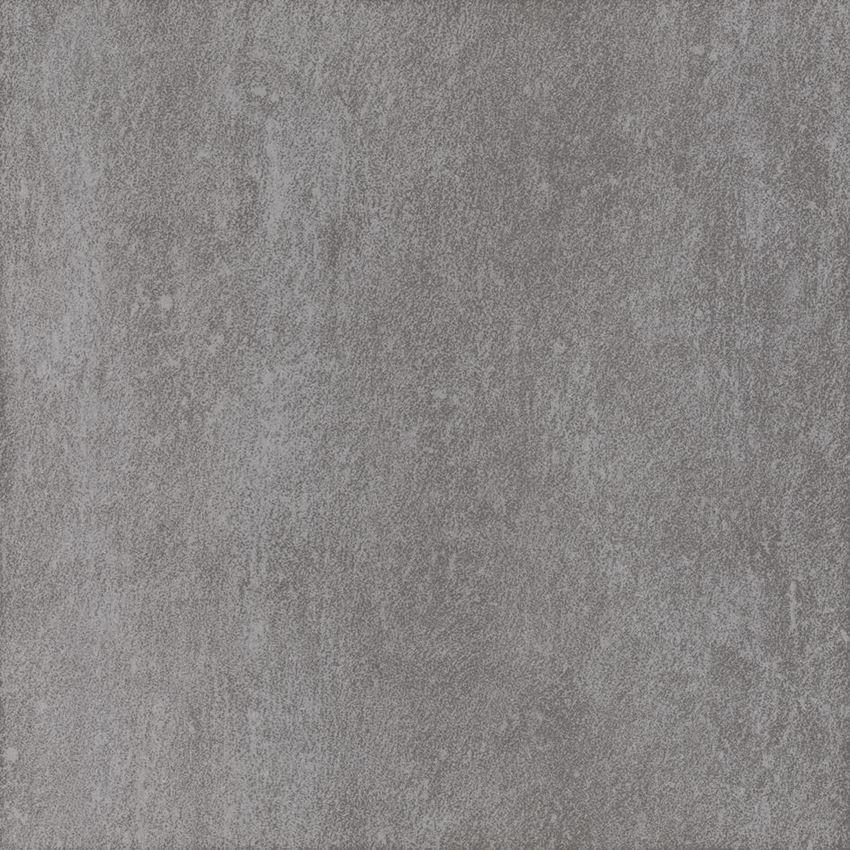 Płytka ścienno-podłogowa 40x40 cm Paradyż Sextans Grafit Gres Szkl. Mat