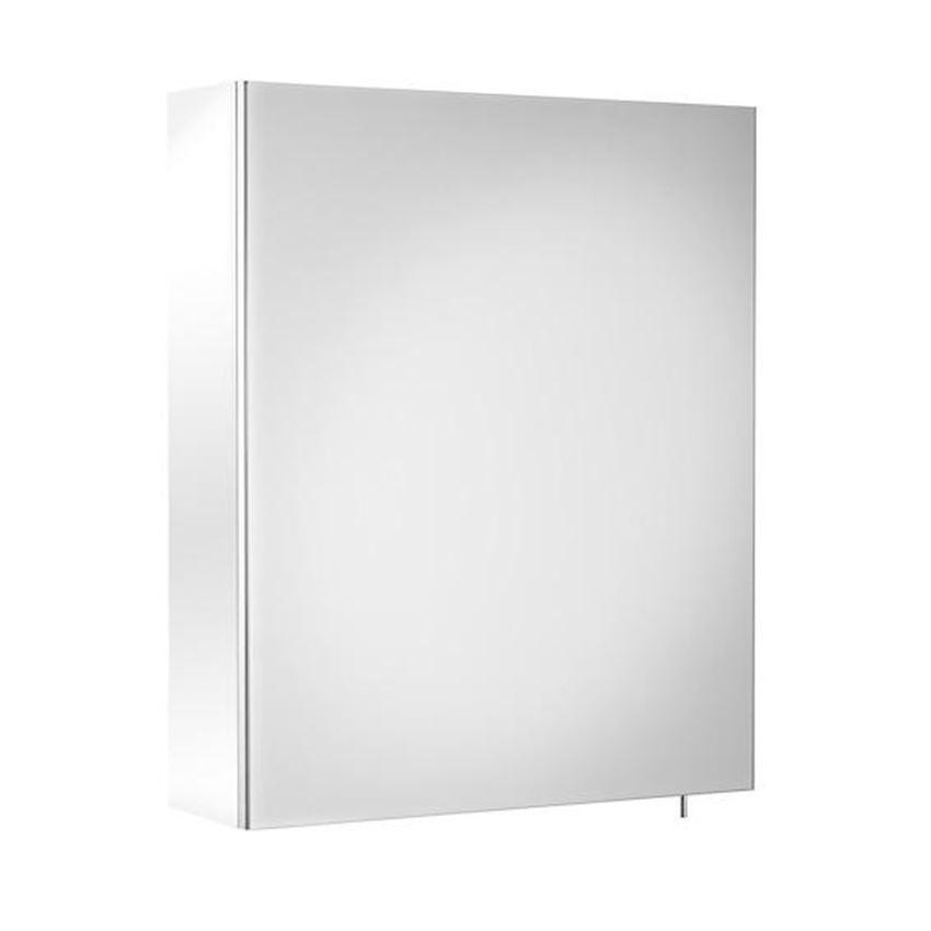 Szafka łazienkowa z lustrem 40x15x60 cm Roca Luna A856839806