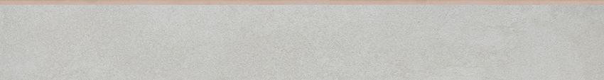 Płytka cokołowa 8x59,7 cm Cerrad Tassero bianco