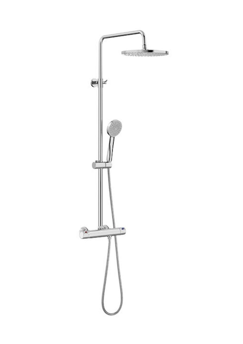 Kolumna prysznicowa z baterią prysznicową termostatyczną Roca Victoria