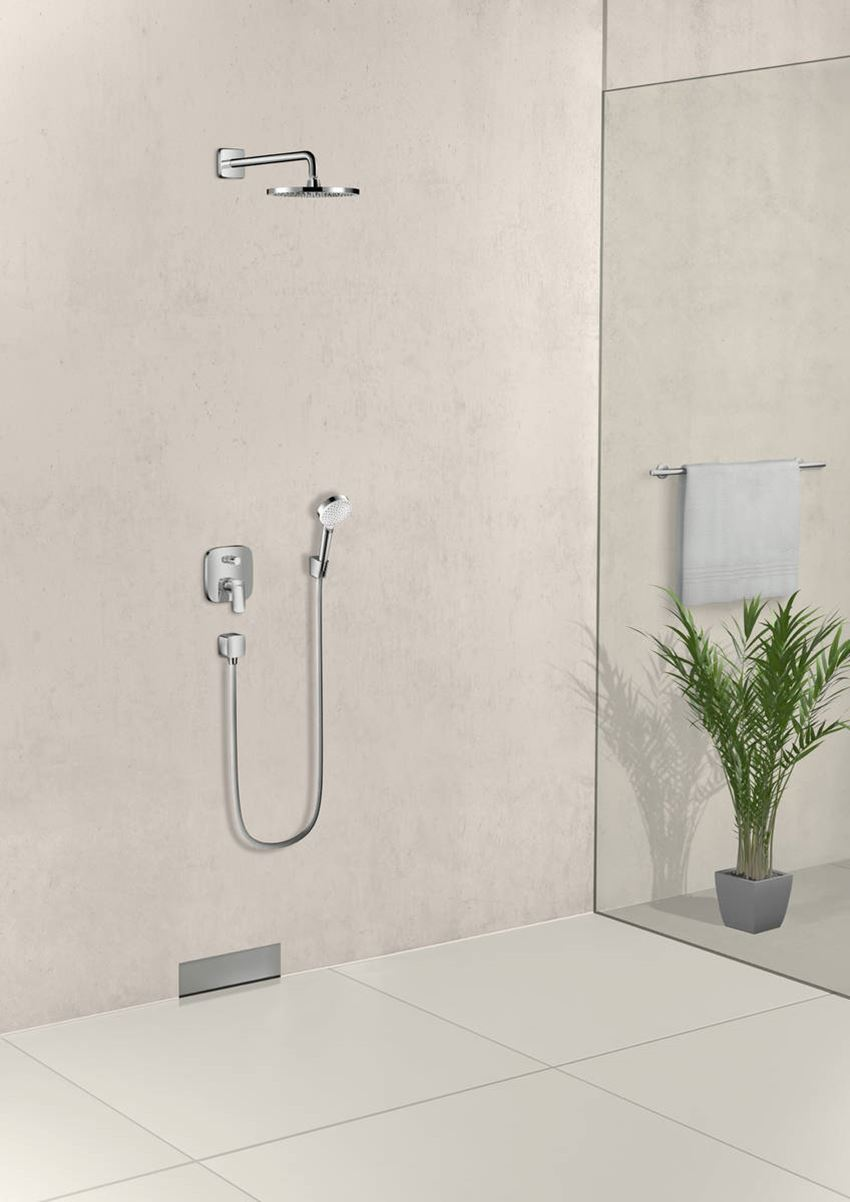 Uchwyt prysznicowy Porter S Hansgrohe