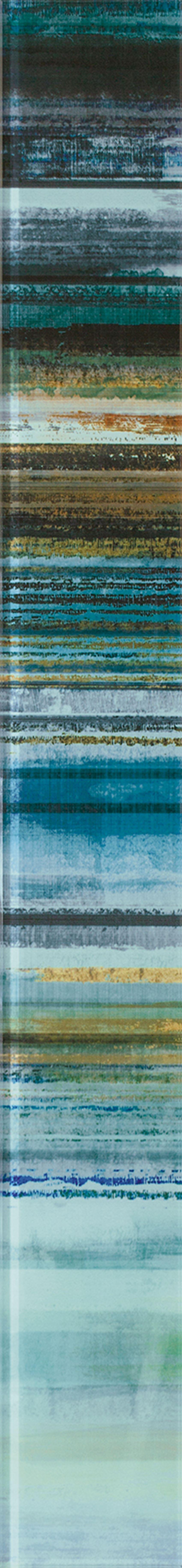 Listwa szklana (gr.6 mm) 7x60 cm Paradyż Laterizio listwa szklana