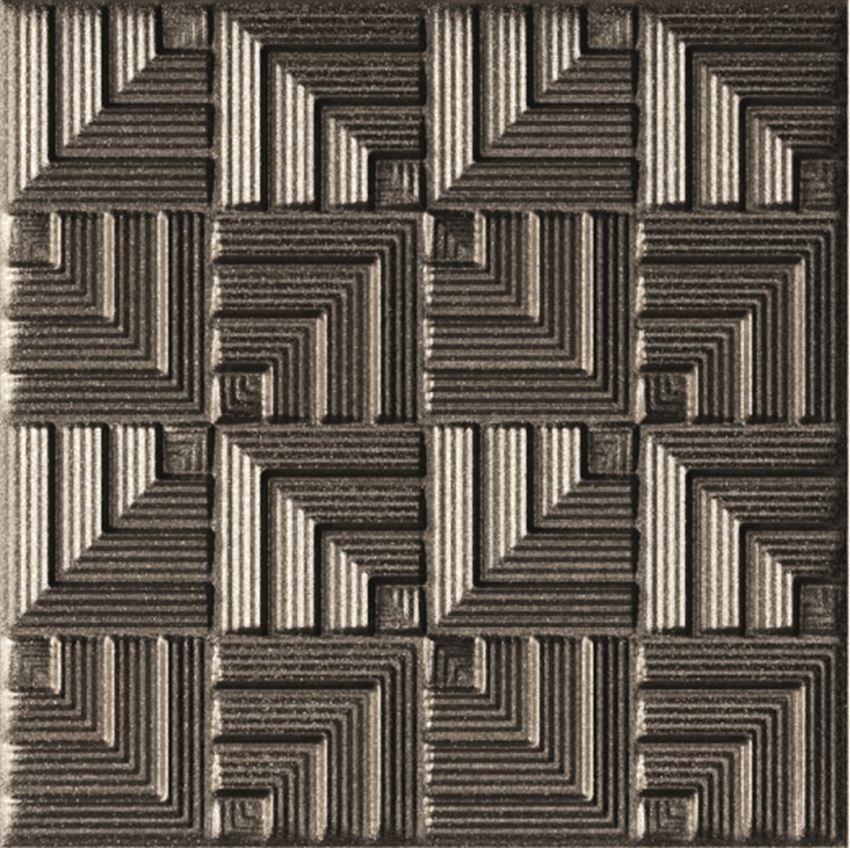 Płytka dekoracyjna 15x15 cm Azario Domi Metalic Gamma