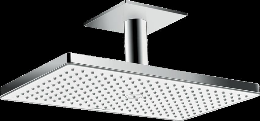 Głowica prysznicowa 460 1jet z przyłączem sufitowym Hansgrohe Rainmaker Select