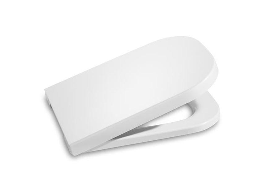 Deska WC Duroplast do kompaktu WC Rimless Roca Gap