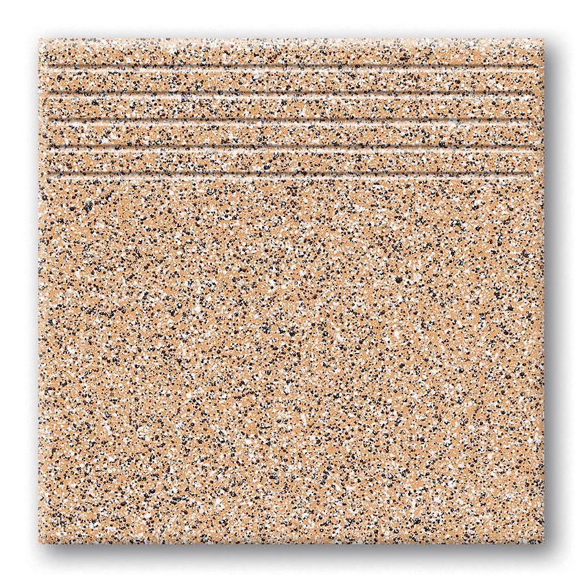 Płytka stopnicowa 33,3x33,3 cm Tubądzin Tartan 10