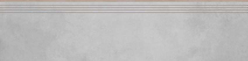 Płytka stopnicowa 29,7x119,7 cm Cerrad Batista dust