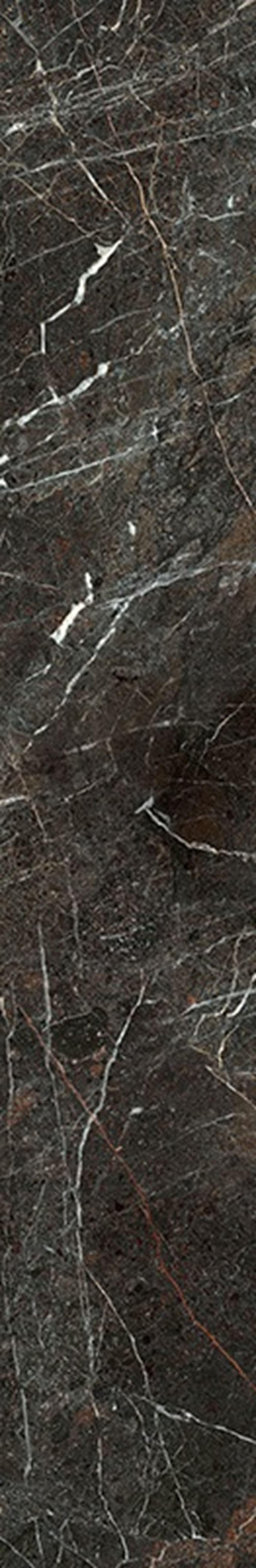 Płytka cokołowa 9,8x59,8 cm Paradyż Tosi Brown Cokół Mat.