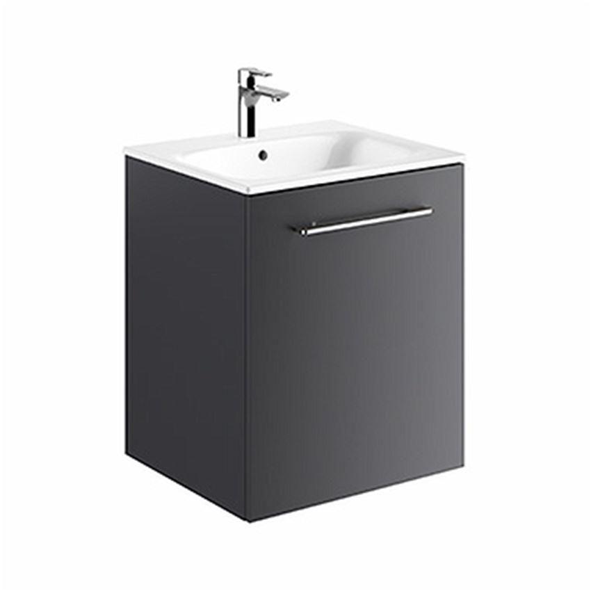 Szafka z umywalką lava mat 55  Koło Nova Pro Premium