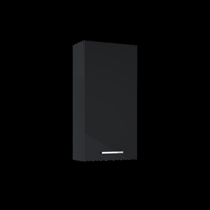 Szafka wisząca 40 cm Elita Kwadro Plus Black