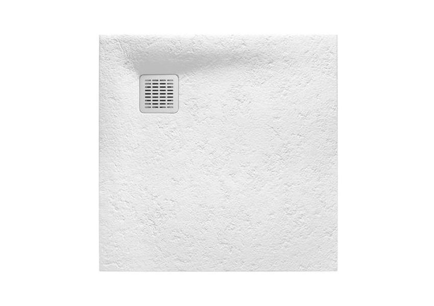 Brodzik kompozytowy STONEX® 100x100x2,8 cm, biały Roca Terran