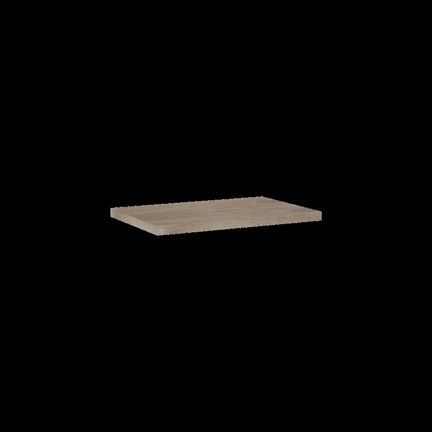 Blat naszafkowy pełny 60,2x42,5 cm Elita Barcelona GR28 Dąb Classic PCV