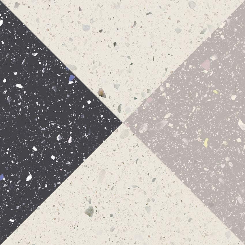Płytka dekoracyjna 19,8x19,8 cm Paradyż Moondust Colour Mix Dekor
