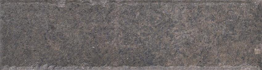 Płytka elewacyjna 6,6x24,5 cm Paradyż Viano Antracite