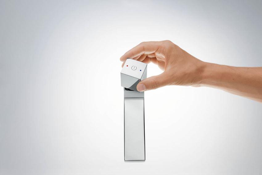 Bateria umywalkowa 110 Select z kpl. odpływowym Push-Open Hansgrohe Metropol