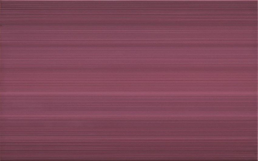Płytka ścienna 25x40 cm Cersanit Ps201 violet strucutre