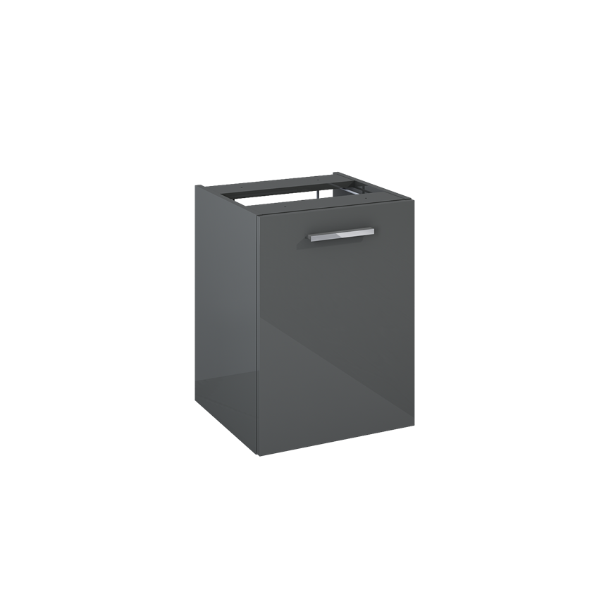 Komoda z koszem cargo 40 cm Elita Kwadro Plus 40 Anthracite