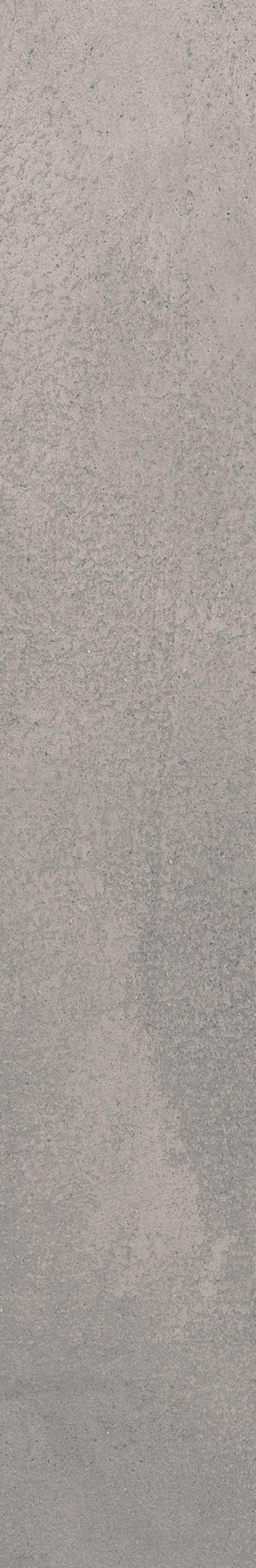 Dekoracja podłogowa 9,8x59,8 cm Paradyż Space Grafit Cokół Mat.