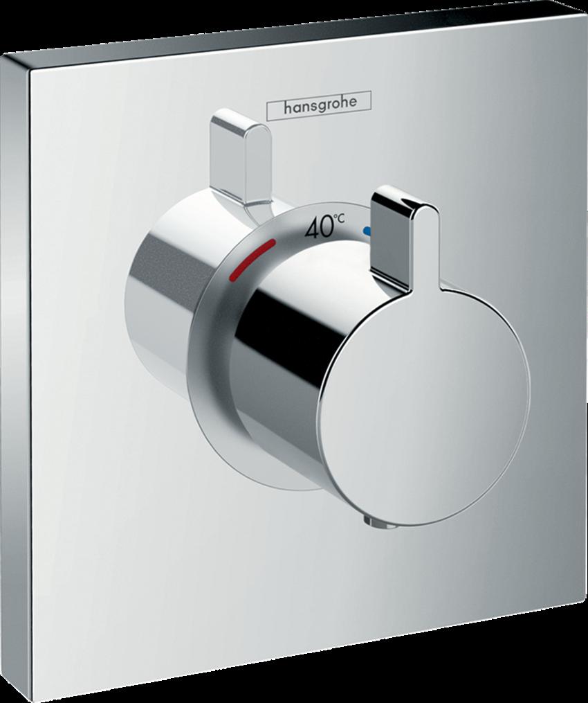 Bateria termostatyczna HighFlow element zewnętrzny Hansgrohe ShowerSelect