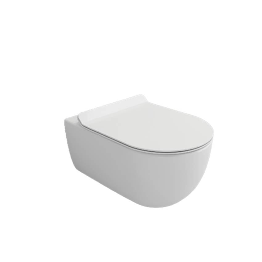 Miska wisząca WC Rimless 54,5x36 cm IÖ Elba