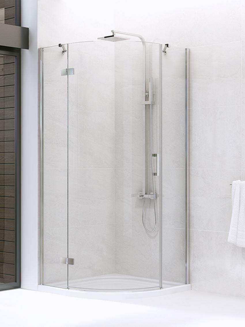 Kabina prysznicowa lewa New Trendy New Merana