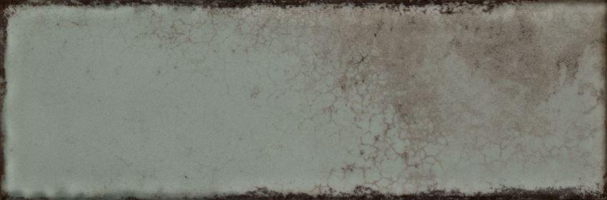 Płytka ścienna 23,7x7,8 cm Tubądzin Curio green mix A STR