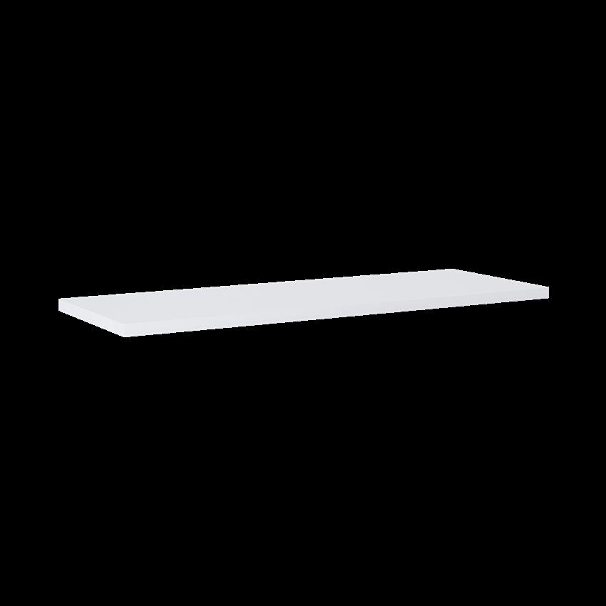 Blat naszafkowy pełny 120x42,5 cm Elita Barcelona GR28 White HG PCV