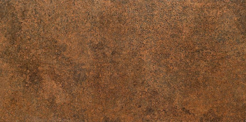 Płytka ścienna 59,8x29,8 cm Tubądzin Terraform Caramel