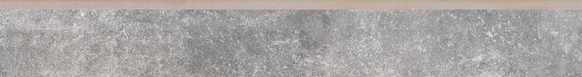 Płytka cokołowa 8x79,7 cm Cerrad Montego grafit