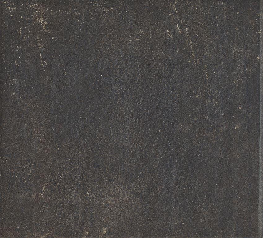 Płytka stopnicowa 30x33 cm Paradyż Scandiano Brown Kapinos Stopnica Prosta