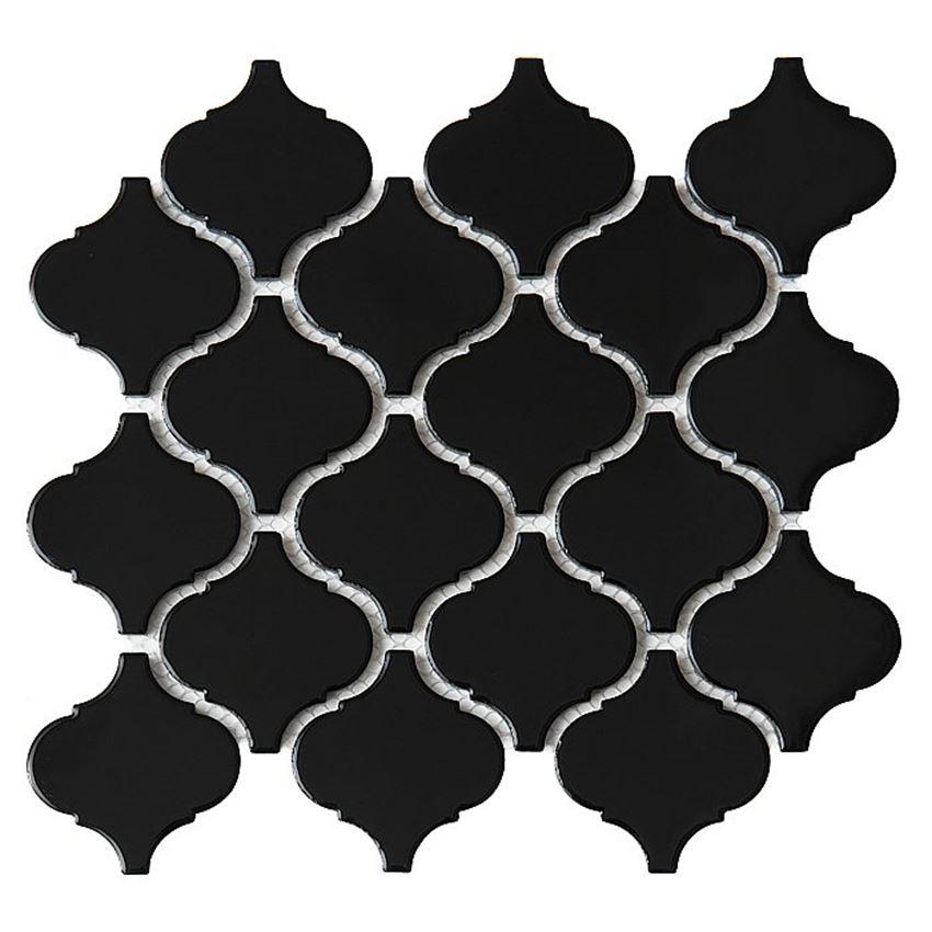 mozaika Dunin Mini Arabesco Black