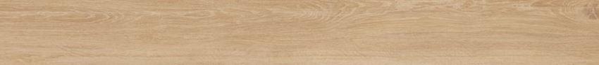 Płytka ścienno-podłogowa 19,8x179,8 cm Paradyż Heartwood Honey Gres Szkl. Rekt. Struktura Mat.