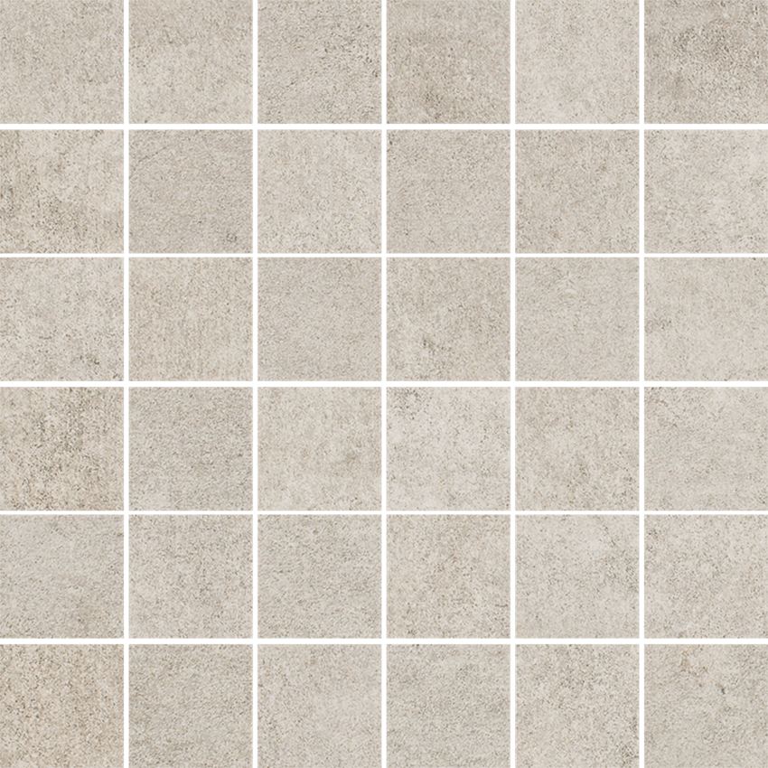 Mozaika 29,8x29,8 cm Paradyż Riversand Beige Mozaika Cięta K.4,8X4,8 Mat