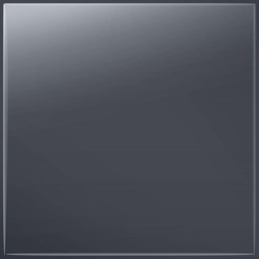 Płytka ścienna Tubądzin Pastel grafitowy (RAL K7/7015)