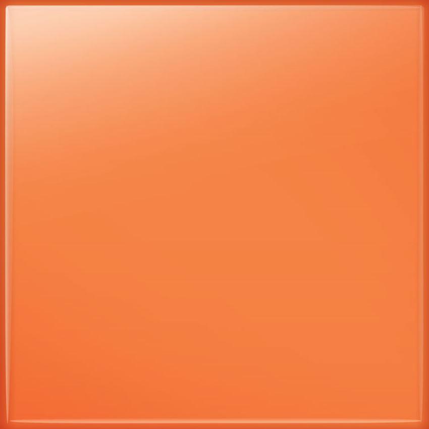 Płytka ścienna Tubądzin Pastel pomarańczowy (RAL D2/050 60 60)