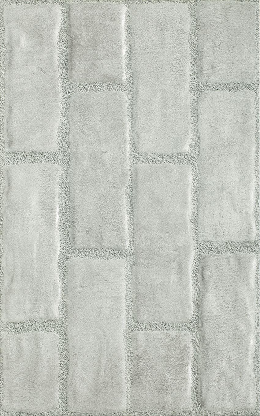 Płytka ścienna 25x40 cm Paradyż Muro Grys Ściana Struktura
