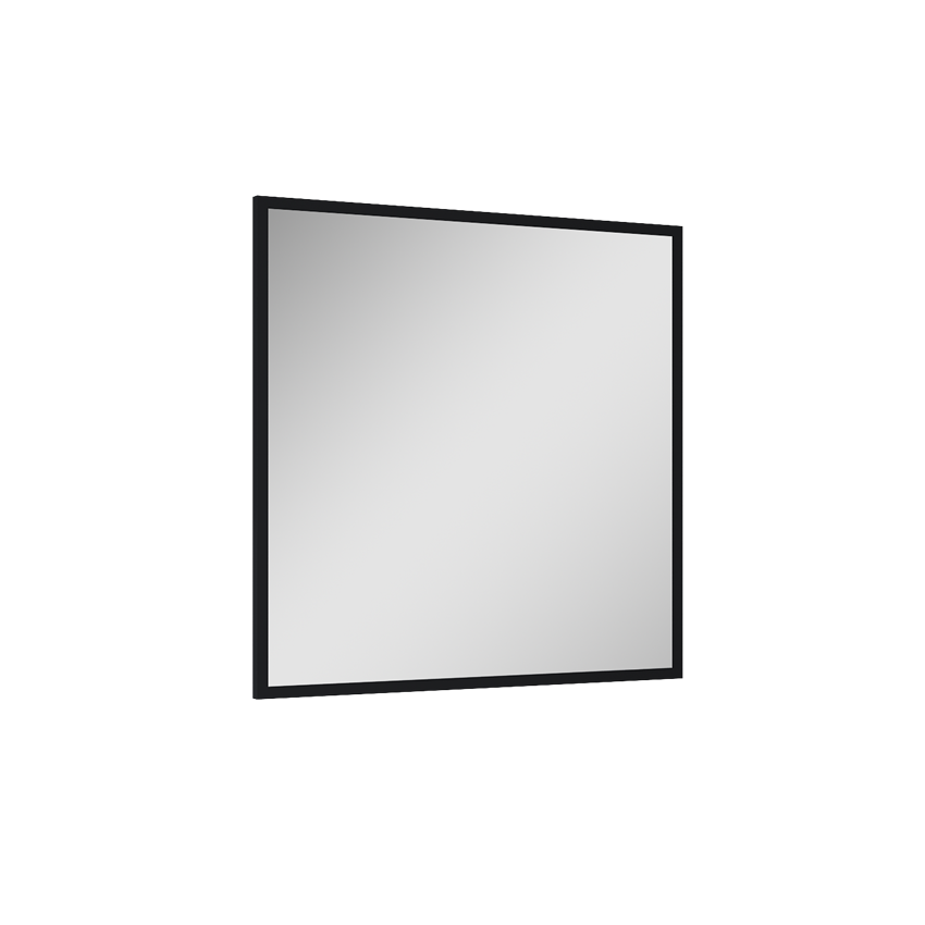 Lustro w ramie 80x80x2 cm Elita