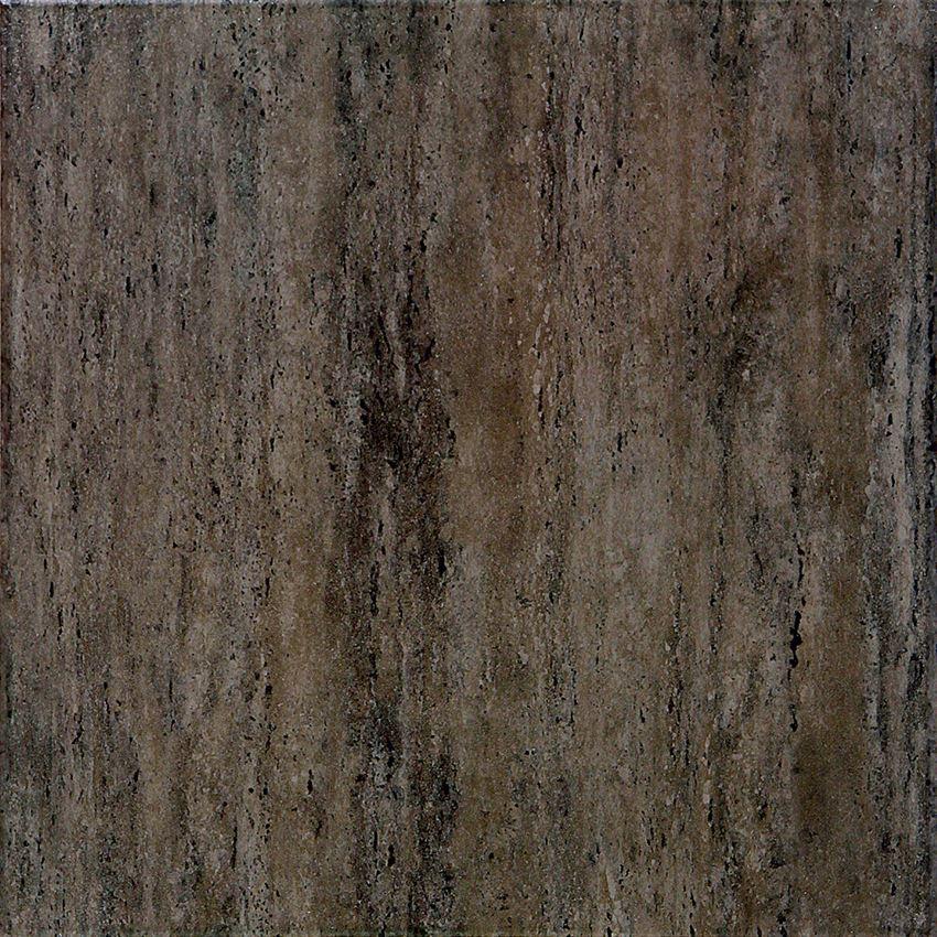 Płytka podłogowa 33,3x33,3 cm Domino Toscana brąz