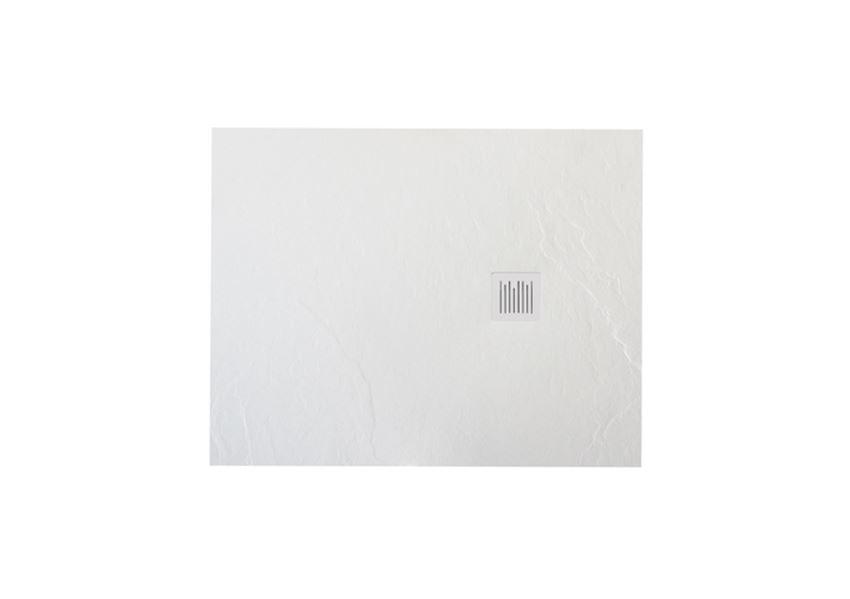 Brodzik kompozytowy biały 120x90x3 cm Roca Ignis