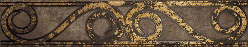 Listwa ścienna 59,8x11,5 cm Tubądzin Palacio ornament