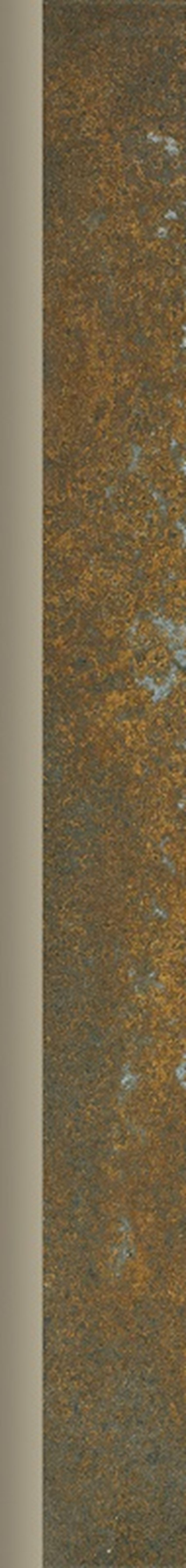 Płytka cokołowa 7,2x59,8 cm Paradyż Lamiera Brown Cokół Mat.