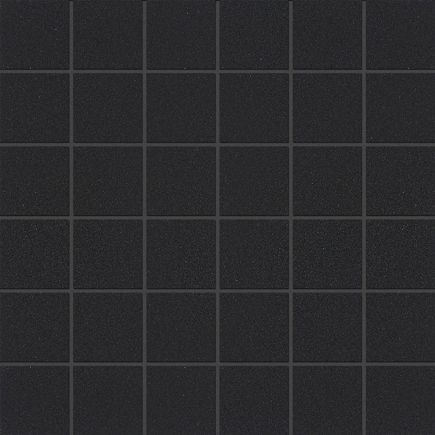 Mozaika uniwersalna 29,7x29,7 cm Cerrad Mozaika Cambia black lappato