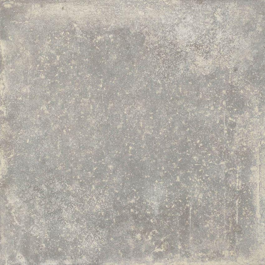 Płytka ścienno-podłogowa 75x75 cm Paradyż Trakt Grys Gres Szkl. Rekt. Mat