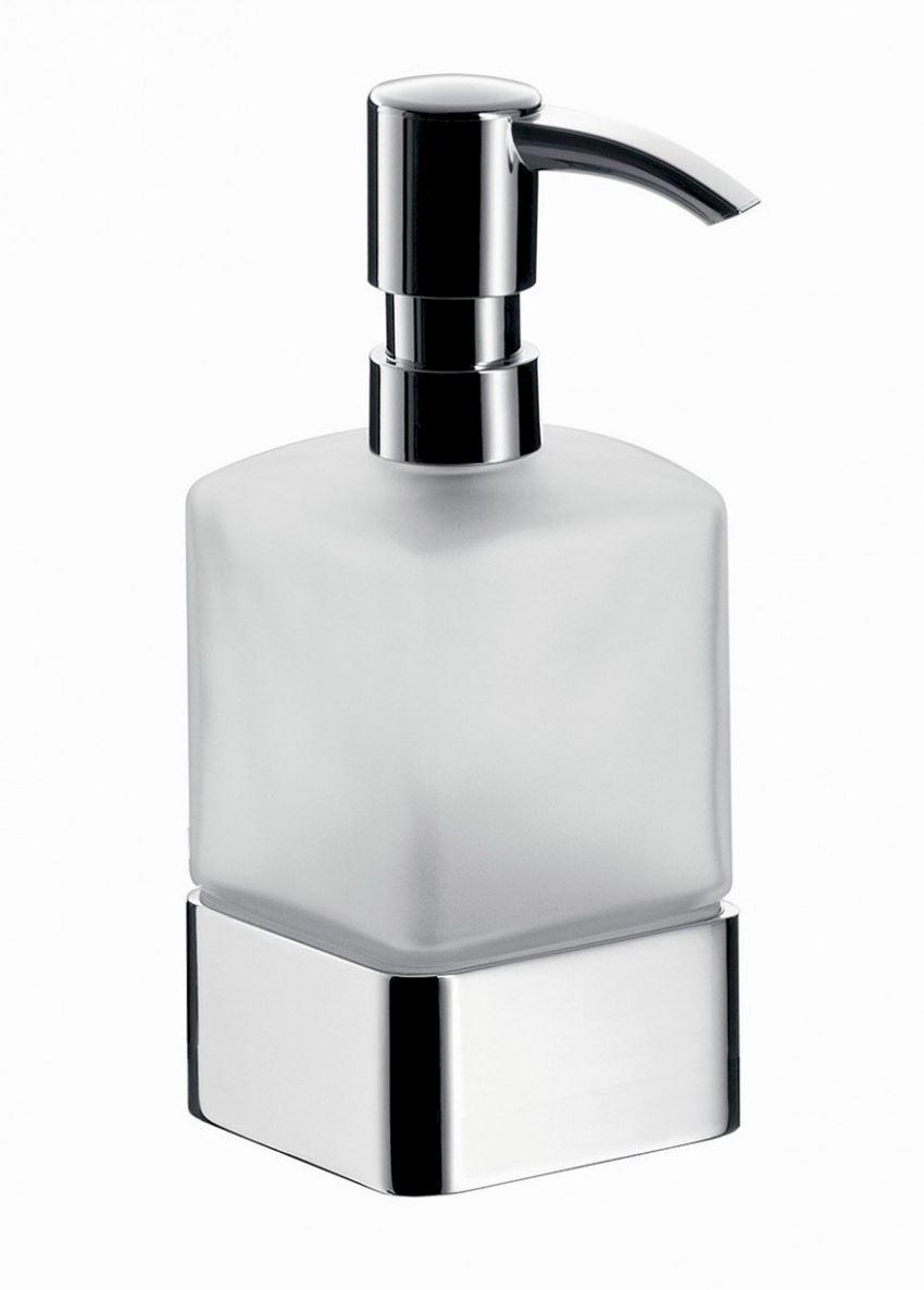 Dozownik do mydła w płynie 7x8,4x16,1 cm Emco Loft