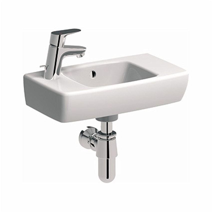 Umywalka prostokątną 45 cm Koło Nova Pro