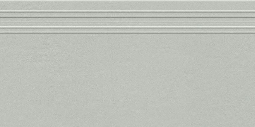 Płytka stopnicowa Tubądzin Industrio Grey (RAL K7/7038)