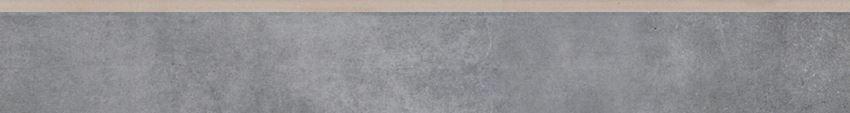 Płytka cokołowa 8x59,7 cm Cerrad Batista steel
