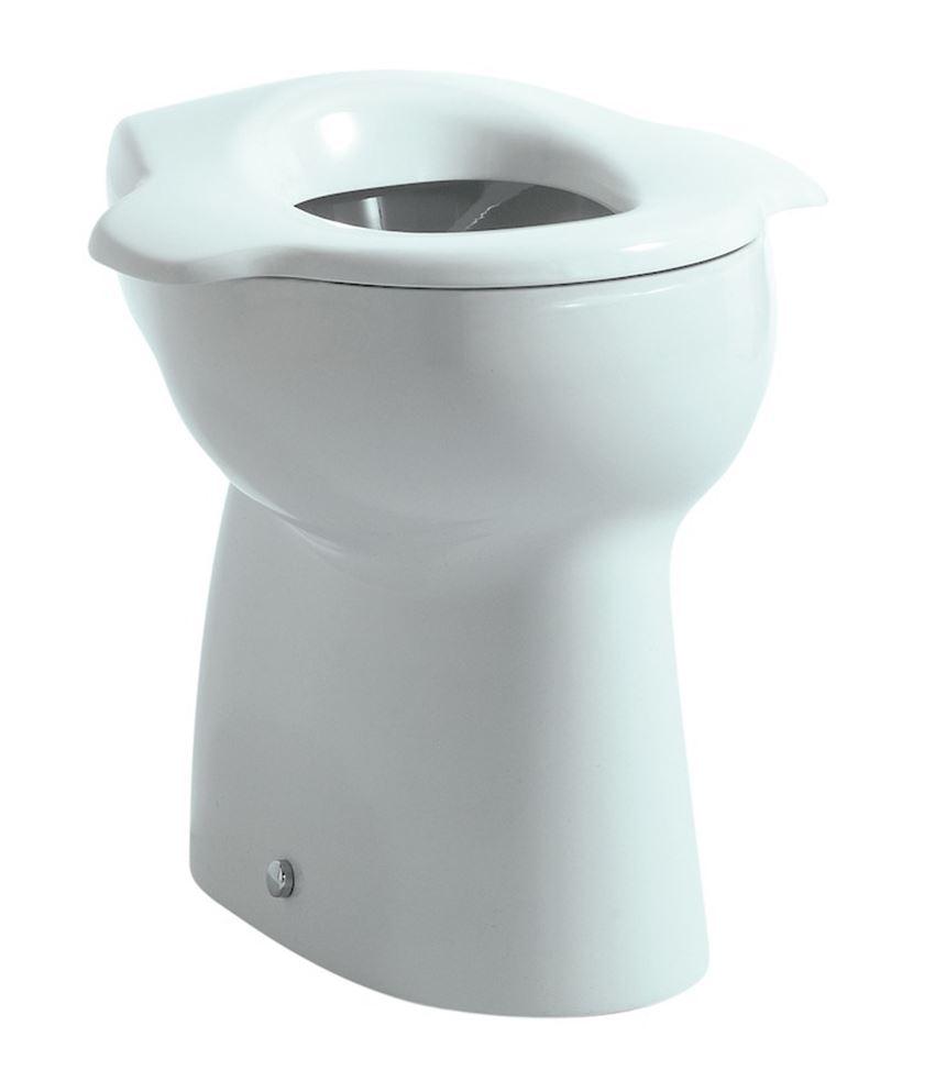 Miska WC stojąca 38,5x29,5x35 cm Laufen Florakids