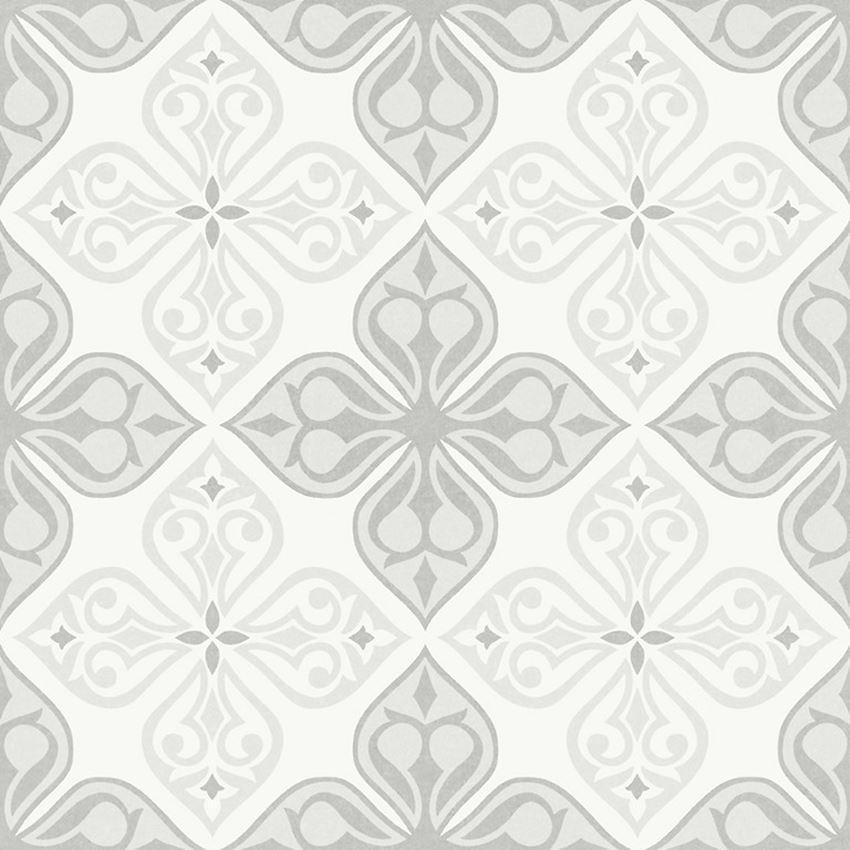 Płytka ścienno-podłogowa 29,8x29,8 cm Opoczno Patchwork Flores